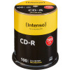 EUR 14.99 - CD-R 80 Min/700 MB Intenso 52x  in cakebox 100-pack