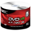 EUR 8.99 - Emtec DVD-R 4.7 GB / 120 min 16x, 50 pieces in ECO-pack